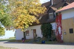 Ferienhaus Hochthanner im Herbst