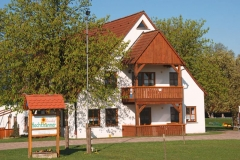 Ferienhaus Hochthanner im Sommer