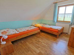 Kinderzimmer in der Ferienwohnung Morgensonne